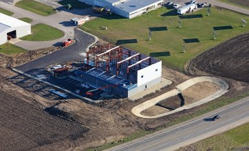 Shine Medical Technologies - Building One - Janesville, WI