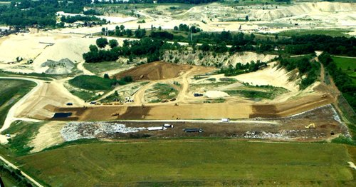 City of Janesville Landfill - Phase 4 Cell