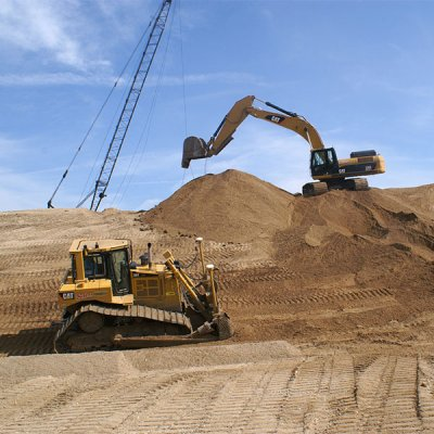 Commercial & Industrial Excavating Services