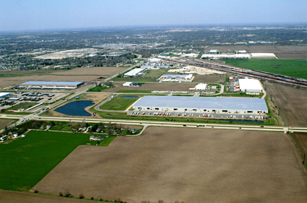 CTI 750,000 sq. ft. Warehouse - Janesville, WI
